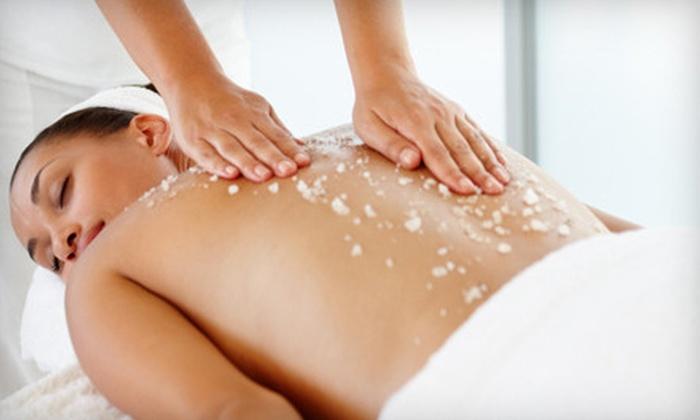 Massage Alaska - Matanuska-Susitna: 60-Minute Vanilla-Spice Aromatherapy Massage or Salt Scrub with 30-Minute Massage at Massage Alaska (Up to Half Off)