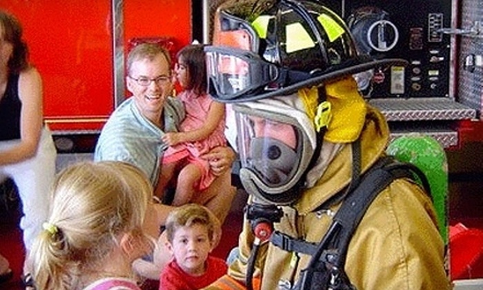 FireZone - Schaumburg: 2 or 10 Drop-In Playtimes or Firefighter-Party Package at FireZone (Half Off)
