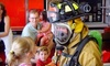 FireZone - Hampton Knoll Duplexes: 2 or 10 Drop-In Playtimes or Firefighter-Party Package at FireZone (Half Off)