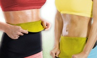 SaunaFit Exercise Wrap from £3.98 (Up to 77% Off)