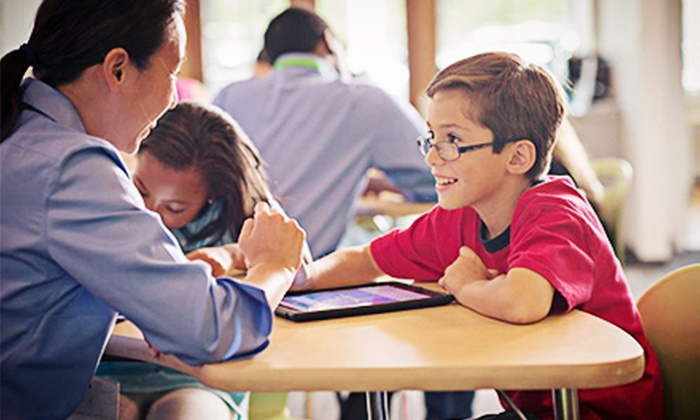 Sylvan Learning - Multiple Locations: $95 for a Skills Assessment and Six 60-Minute Tutoring Sessions for One Child at Sylvan Learning ($663 Value)