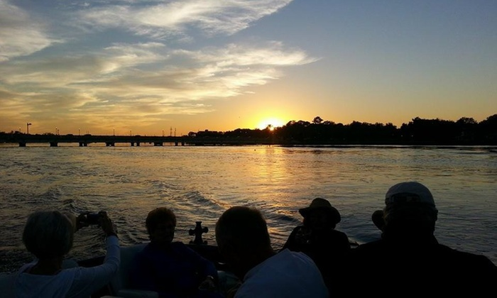 Island Party Boat Tours - Mandarin: Up to 50% Off Sunset Cruise for 2, 4 or 6 at Island Party Boat Tours
