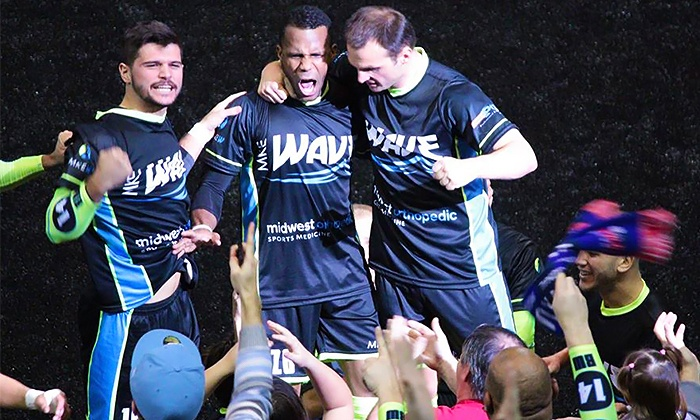 MKE Wave vs. Detroit Waza Flo - UW–Milwaukee Panther Arena: MKE Wave Indoor Soccer Match with Optional Clinic at UW–Milwaukee Panther Arena on February 21 (Up to 56% Off)