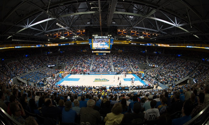 UCLA Bruins Men's Basketball - Pauley Pavilion: UCLA Men's Basketball Game at Pauley Pavilion On November 22 or 24 (Up to 56% Off)