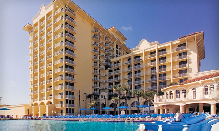Plaza Resort & Spa - Daytona Beach, FL: One-, Two-, or Four-Night Stay at Plaza Resort & Spa in Daytona Beach, FL