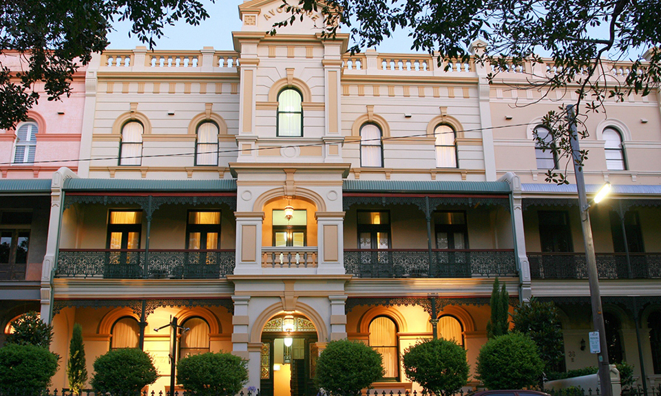 Sydney: Heritage-Listed Stay 1
