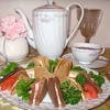 $10 for Tea and Edibles at Coco's Tea Room & Bistro