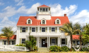 Palm Beach Maritime Museum: VIP Kennedy Bunker & Coast Guard Station Tour for Two or Four at Palm Beach Maritime Museum (Up to 42% Off)