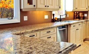 Atlantis Stone Care: $299 for Granite Counter Top Polishing and Re-Caulking from Atlantis Stone Care ($595 Value)