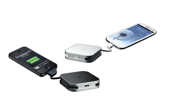 batterie de secours duracell pour smartphones android et iphones groupon shopping. Black Bedroom Furniture Sets. Home Design Ideas