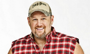 Larry The Cable Guy At Fox Performing Arts Center On October 5 At 6 P.m. Or 9 P.m. (up To 50% Off)
