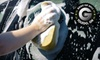 Expresso Car Wash - Multiple Locations: Oil Change with a Works Plus Wash, or Three Works Plus Washes at Expresso Car Wash (Up 55% Off)
