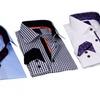 Profile Men's Cotton-Rich Dress Shirt