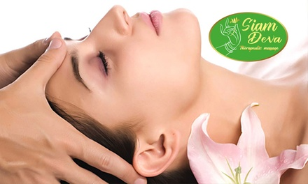 Choice of One Hour Thai Massage for One ($49) or Two People ($95) at Siam Deva Therapeutic Massage (Up to $200 Value)