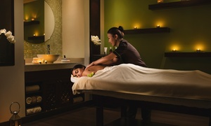Wellness and Massage at Khalidiya Palace Rayhaan by Rotana: One-Hour Full-Body Massage at Wellness and Massage at Khalidiya Palace Rayhaan by Rotana (Up to 68% Off)