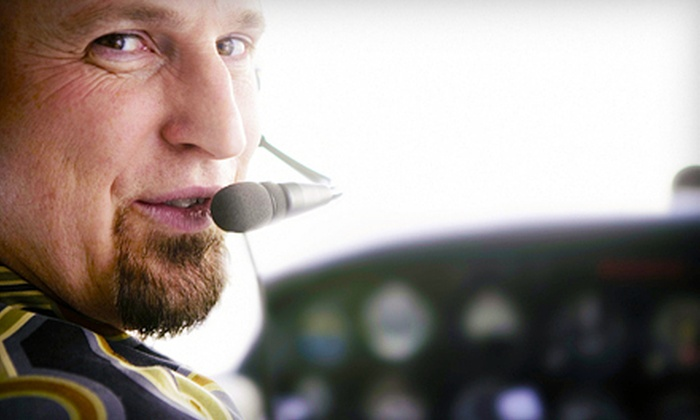 California Aviators - Northridge: $119 for a 30-Minute Discovery Flying Lesson with Video from California Aviators ($325 Value)