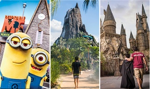 Universal Orlando Resort™ – 3rd Park FREE with Select Promo Tickets*