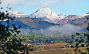 Stay With Optional Winter Lift Tickets At The Grand Lodge In Crested Butte, Co. Dates Into December.