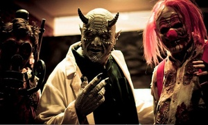 Ideal Companion Presents Scarefest 8: Up to 50% Off Scarefest Horror & Para Con at The ScareFest