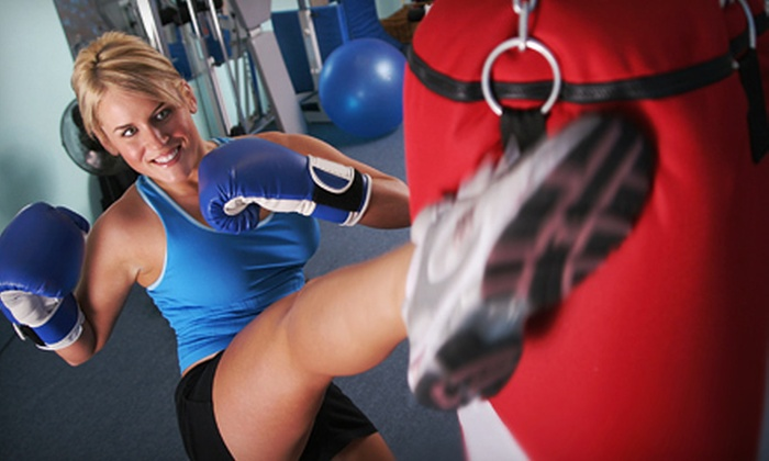 Max Fitness Academy - Sherman Oaks: $25 for 10 Fitness Classes and a One-Week Membership to Max Fitness Academy in Sherman Oaks (Up to $175 Value)