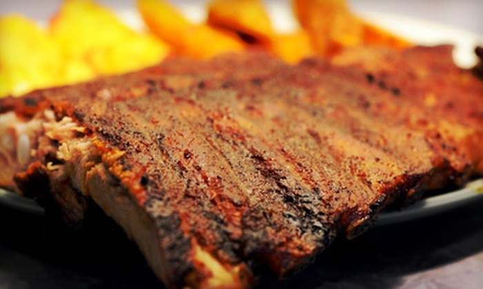 Rub BBQ Company - West Rogers Park: Three-Hour BBQ 101 Cooking Class with Four-Course Meal for One or Two at Rub BBQ Company (Up to 59% Off)