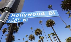 Prime Time Hollywood: Star Homes and Celebrity Sites Tour Admission for One or Two from Primetime Hollywood Tours (Up to 44% Off)