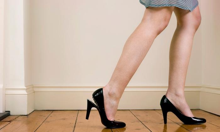Austin Shoe Hospital - Multiple Locations: Women's or Men's Heel Replacement & Repair or Purse, Handbag, or Luggage Repair at Austin Shoe Hospital (50% Off)