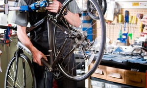 Zippy's Bikes: Single-Speed or Multi-Speed Bike Tune-Up at Zippy's Bikes (58% Off)