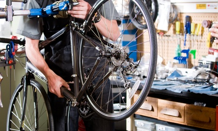 $30 for $55 Worth of Bicycle Repair — Brevet Bikeshop & Service