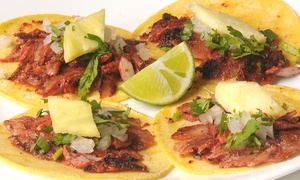 Marioli: Mexican Food at Marioli (Up to 44% Off)