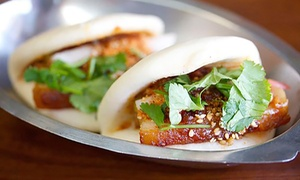 Bao Nation: $14 for $20 Worth of Steamed Asian Buns and Dumplings at Bao Nation. Order Online.