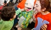 Kidville - Riverdale: $65 for Indoor Play Package with Three Classes and Three Play-Space Passes at Kidville (Up to $191 Value)