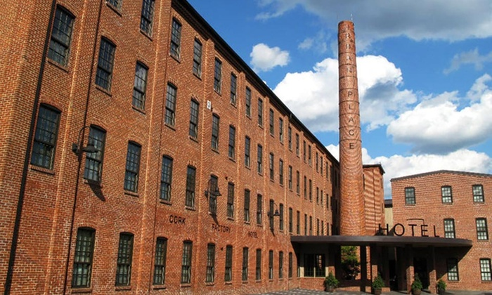 Cork Factory Hotel - Lancaster, PA: Stay with Optional Romance Package at Cork Factory Hotel in Lancaster, PA