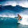 Up to 73% Off Private Surfing Lesson for 2 or 4