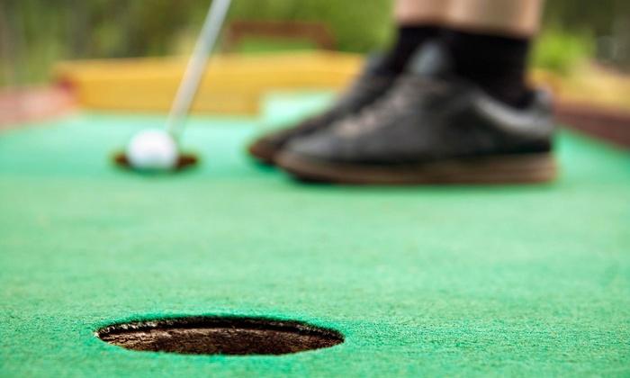 Gator Golf LLC - Orlando: Round of Mini Golf for Two or Four at Gator Golf (45% Off)