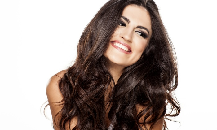 Iconic Brow & Beauty Bar - Crossroads Shopping Center: $29 for a Haircut, Deep Condition, and Style at Iconic Brow & Beauty Bar ($60 Value)