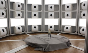 Project 3D: Lebensechte 3D-Miniaturfigur in einer Größe von 12,50 oder 20 cm für 1 Person oder 1 Paar bei Project 3D ab 109 €
