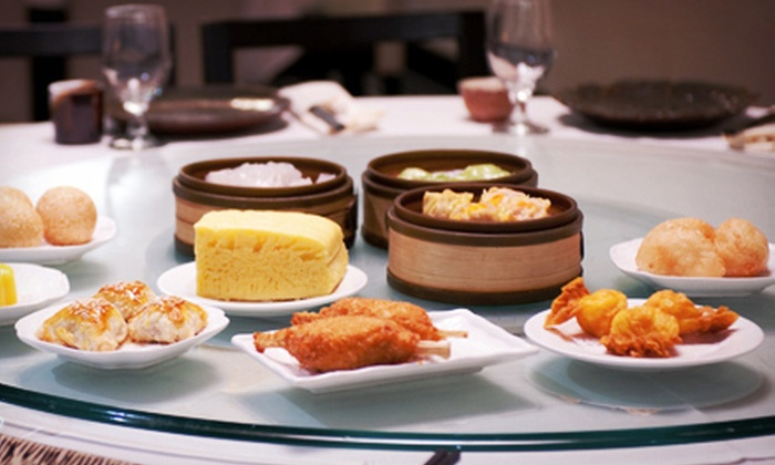 O'Asian Kitchen and Lounge - Central Business District: Dim Sum for Two or More, or Asian-Fusion Food at Dinner for Two at O'Asian Kitchen and Lounge (Half Off)