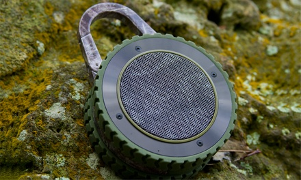 Freedom Audio Portable Camouflage All-Terrain Speaker