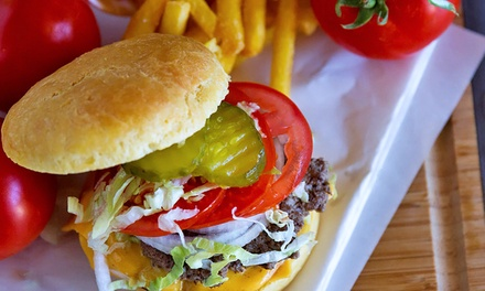Notorious Cluck Meal for Two or Four with Fries and Drinks at Moo Cluck Moo (Up to 45% Off)