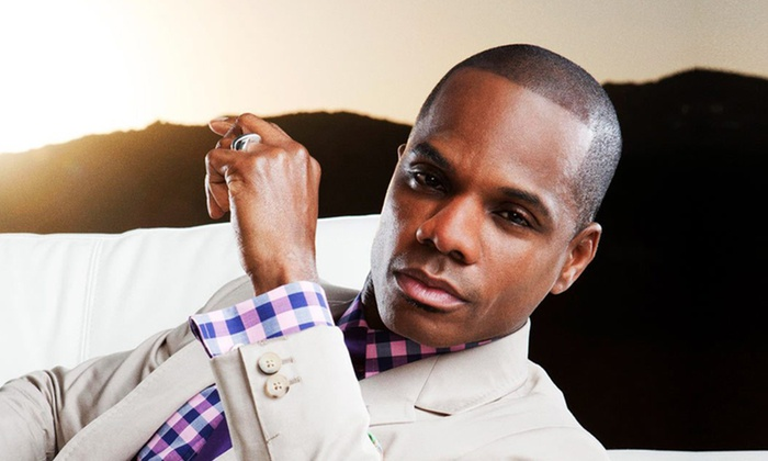 Kirk Franklin - State Theatre: Kirk Franklin - 20 Years In One Night on Saturday, April 2, at 7:30 p.m.