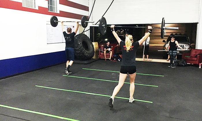 Highlands Ranch CrossFit - Highlands Ranch: One or Two Months of Unlimited CrossFit (Up to 77% Off)