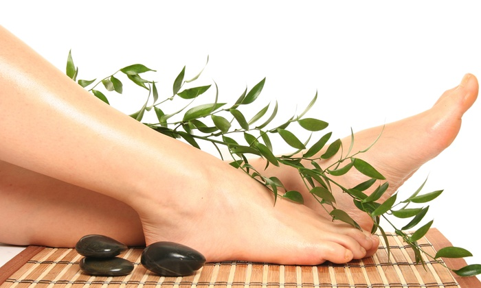 Angels Feet - Barrington: One or Three 60-Minute Reflexology Massages at Angels Feet (Up to 47% Off)