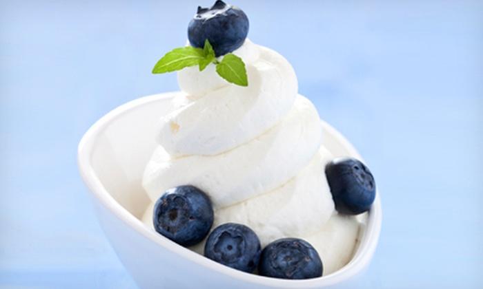 Berri Licious - Edmond: $4 for $8 Worth of Frozen Yogurt, Coffee, and Baked Treats at Berri Licious in Edmond