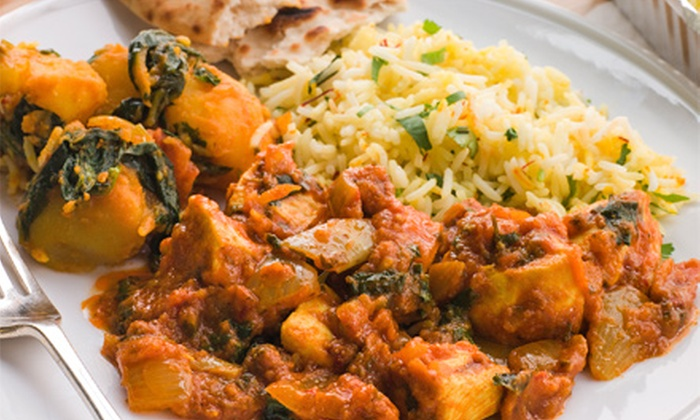 India Bistro - Modesto: $10 for $20 Worth of Indian Cuisine at India Bistro