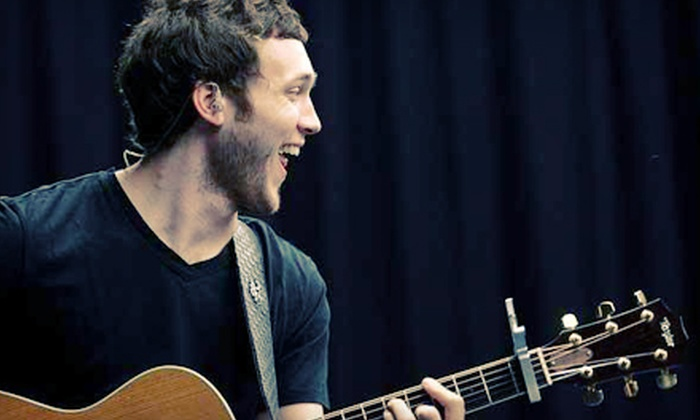 Bud Light Presents 50/50/1 Featuring Phillip Phillips - Fillmore Auditorium: $16 to See Phillip Phillips at Fillmore Auditorium on August 1 at 8 p.m. Ages 21+ (Up to $35 Value)