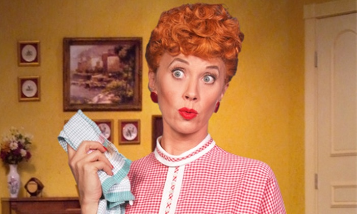 """""""I Love Lucy: Live on Stage"""" at Royal Alexandra Theatre on Select Dates, October 29–November 3 (Up to 65% Off)"""