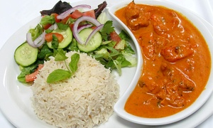 Kabob Curry: Indian-Pakistani Food at The Kabob Curry (50% Off). Two Options Available.