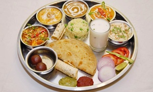 Karaikudi Indian Grill: Indian Food for Two or Four or More at Karaikudi Indian Grill (40% Off)