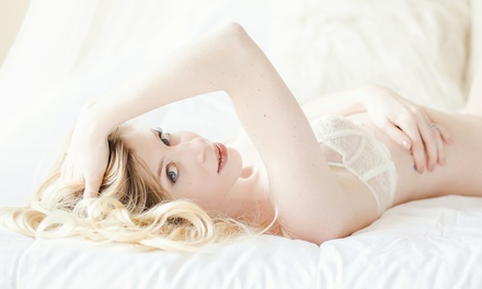 $99 for a 30-Minute Boudoir Photo Shoot with Prints from Stephanie Karen Photography ($200 Value)